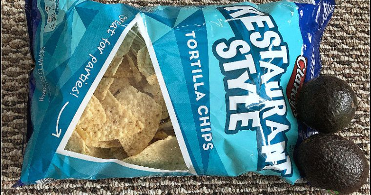 Clancy's Tortilla Chips and Cheap Avocados: My favorite ALDI sales this week!