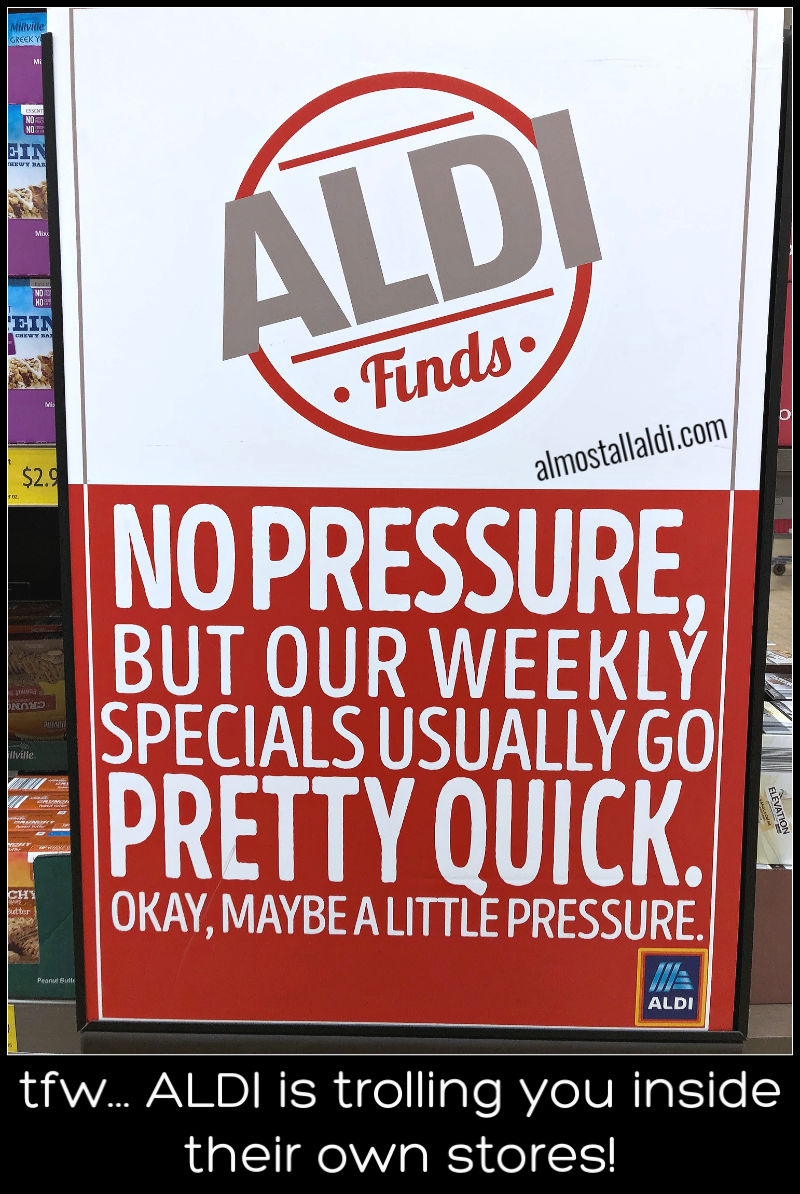 Aldi Faq Almost All Aldi