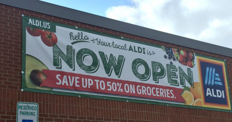 ALL-DI news that's fit to print: ALDI Sues Lidl?!