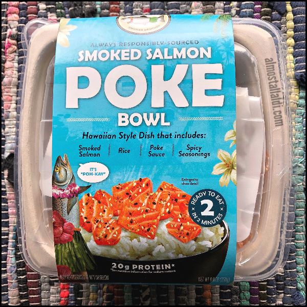 Poke Bowls are back — and more ALDI Finds!