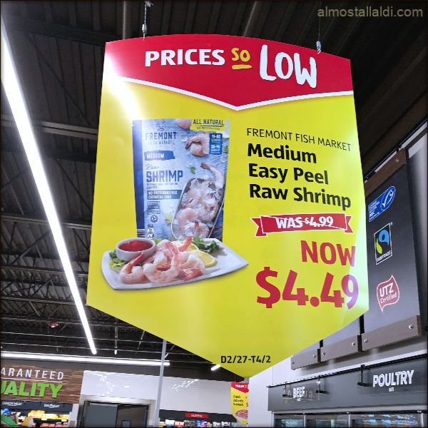 Signs, signs, everywhere the signs: How to read ALDI price tags