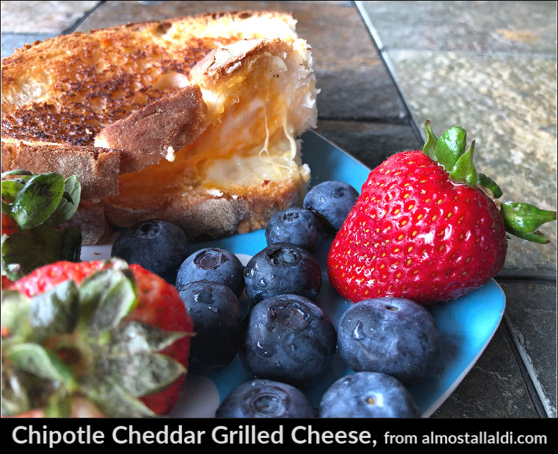 chipotle cheddar cheese sandwiches