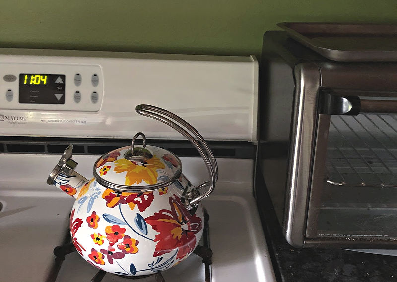 crofton tea kettle review