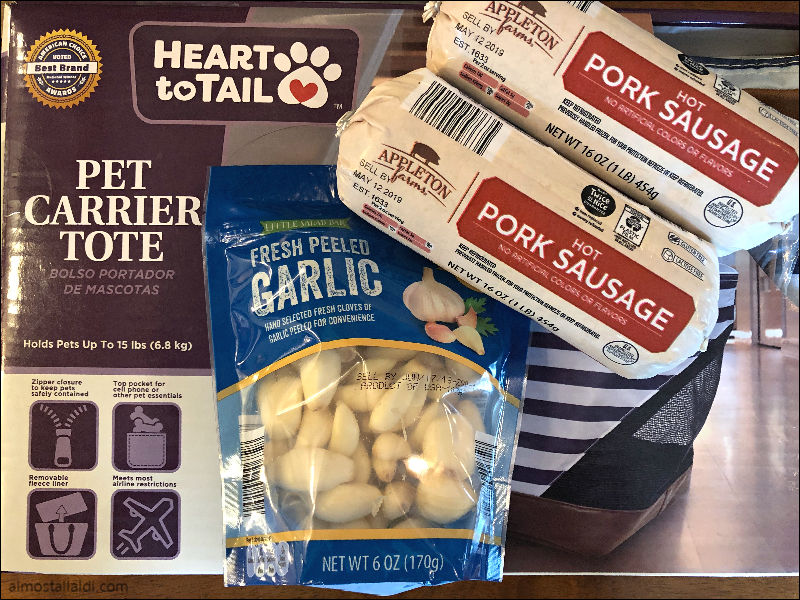 Impulse Buys, Clearance, Deli Sliced Meat and more ALDI Finds for May!