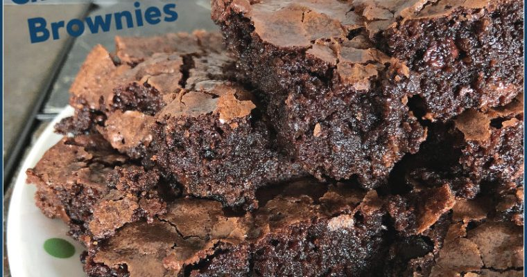 Chile Mocha Brownies — An Easy ALDI Recipe
