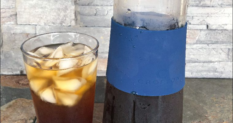 How to use the Crofton Cold Brew Coffee System — Plus a little review!