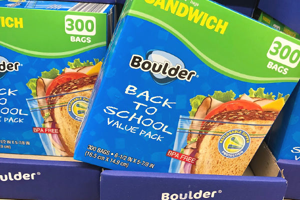 ALDI Finds for Back to School Lunches, plus Everything Avocado