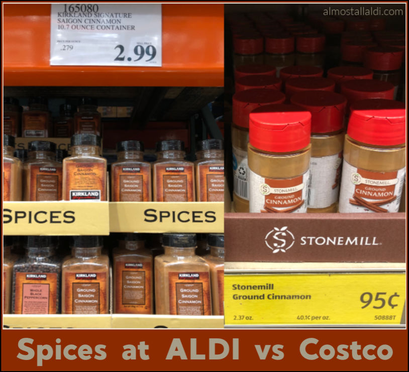 Confession Time: Why I don't (usually) buy spices at ALDI