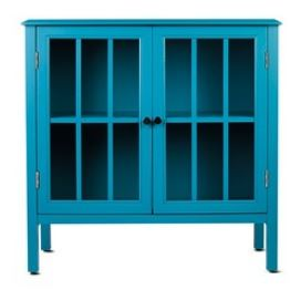 SOHL teal cabinet at ALDI