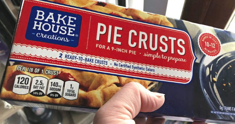 Ten great recipes using ALDI Bake House Creations Pie Crust