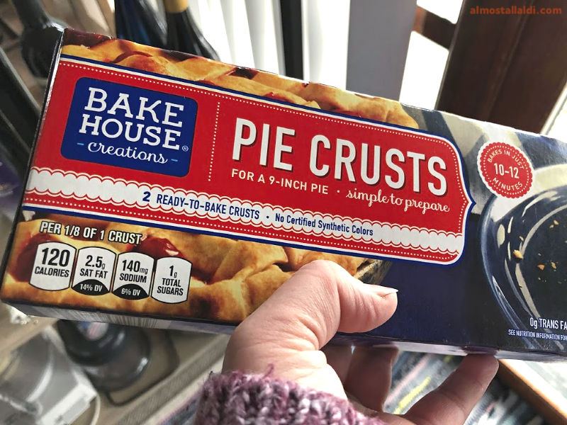 Ten Great Recipes Using Aldi Bake House Creations Pie Crust Almost All Aldi