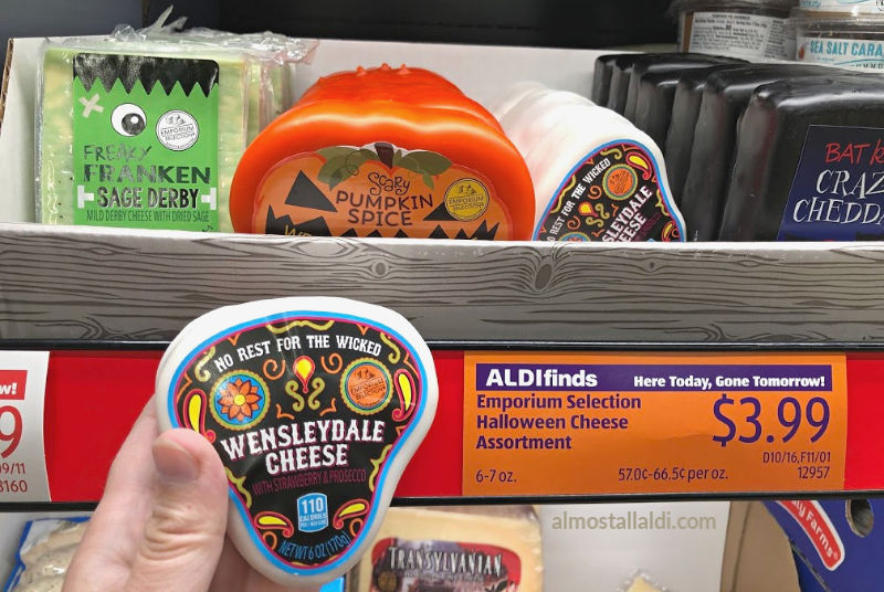 Baking up FALL-di things — Ambiano stand mixer, mason jar candles, and more ALDI Finds