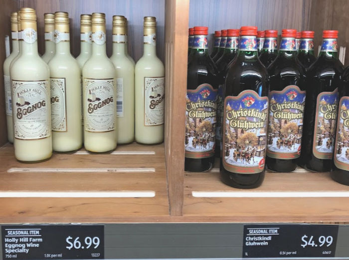 ALDI Finds — from seasonal wines, to pumpkin pies, to gluten free French fried onions