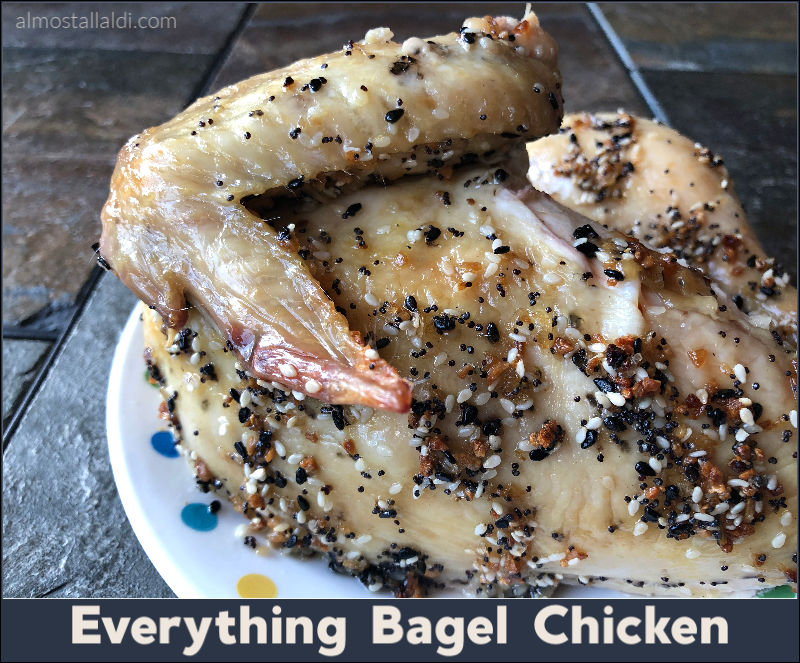 Everything Bagel Whole Chicken