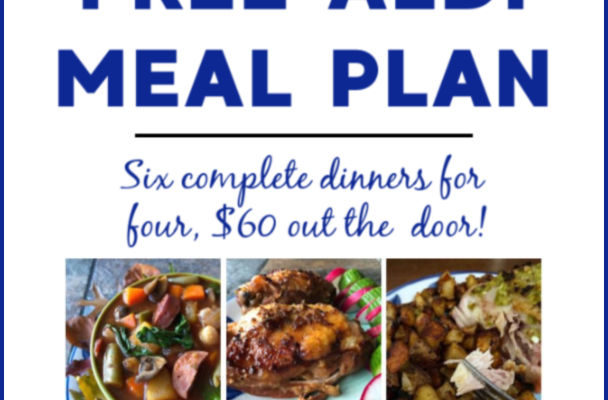 Mashup Mom ALDI Meal Plan week of 11/10/19 – 11/16/19
