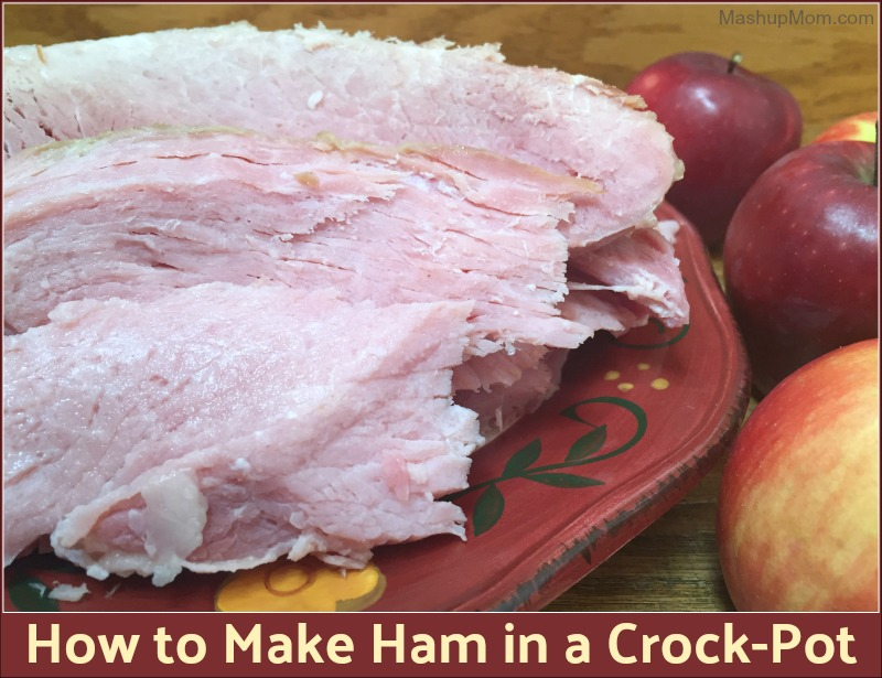 how to make ham in a Crock-Pot -- spiral sliced ham on sale at ALDI, plus more Finds this week.