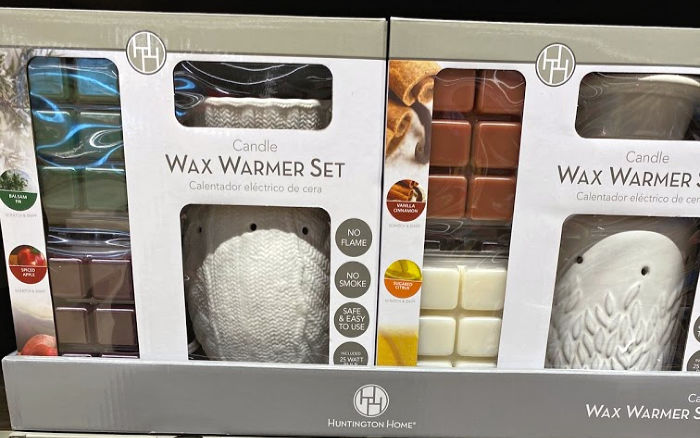 Huntington Home wax warmer and more ALDI Finds this week