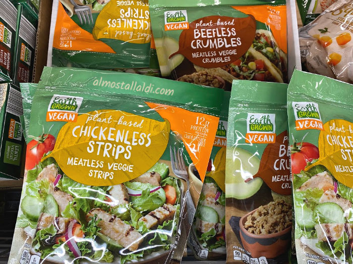 A good week for vegetarian & gluten free ALDI Finds — and more