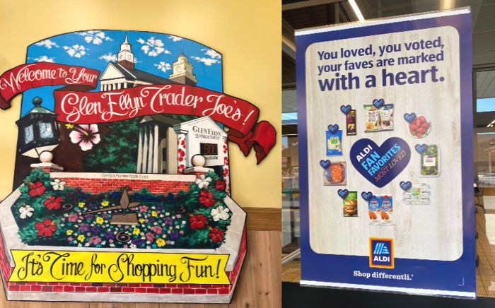 ALDI vs Trader Joe's -- how are they related, how are they different?