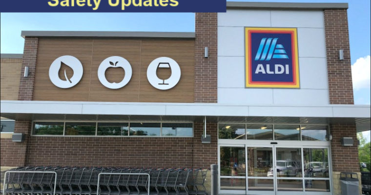 April 2020 ALDI Safety Updates