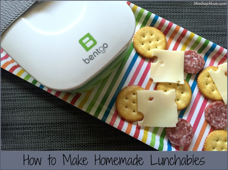 homemade lunchables with ALDI products