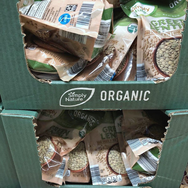 From fairy lights to organic lentils in this week's ALDI Finds