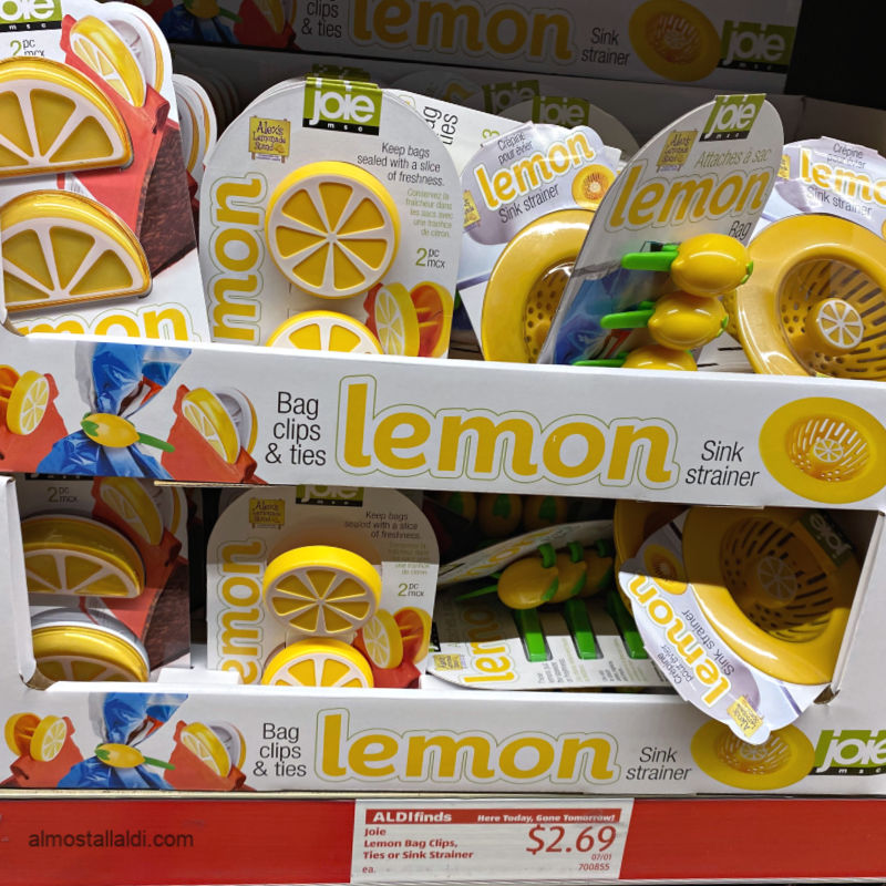 When ALDI gives you lemons, and more weekly Finds