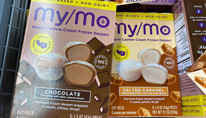 Dairy free Mochi! and more ALDI Finds