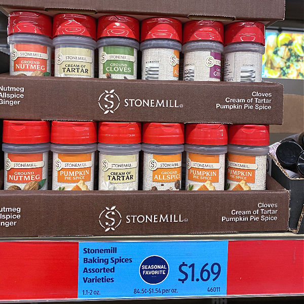 Seasonal spices, Unicorn cones, Fried pickle ranch chips, and more ALDI Finds