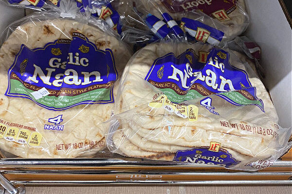 ALDI Finds: New Naan, Fall Flavors, and Meal Prep Containers