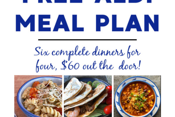 Mashup Mom ALDI Meal Plan week of 2/21/21