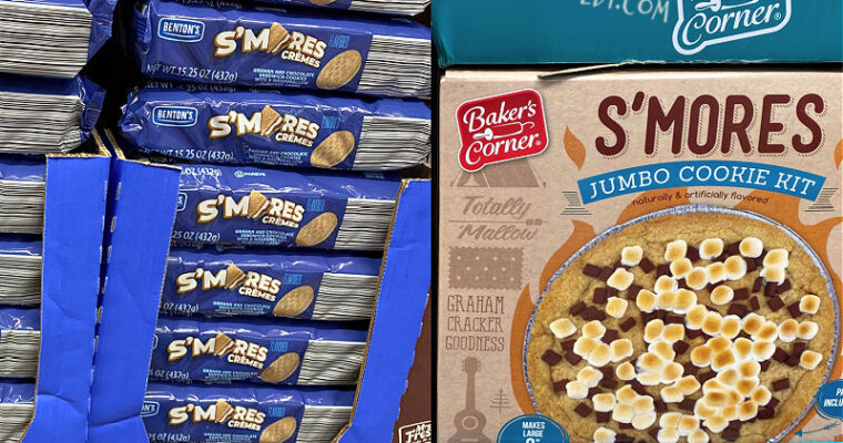 ALDI Finds 6/23/21: S'Mores cookies, Wahlburgers, patio umbrella, money trees, and more!