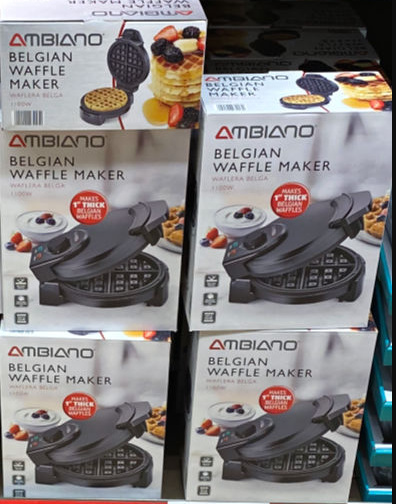 Belgian waffle maker in this week's ALDI Finds