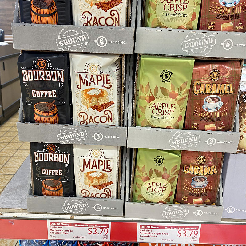 Fall coffee, cheap letter boards, caramel apple everything: ALDI Finds 9/8/21